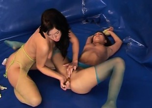 Lesbo anal milk hd first time Young lesbians in pantyhose