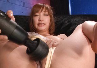 Horny Japanese wench Sana Anzyu in Superlatively good JAV uncensored Facial scene