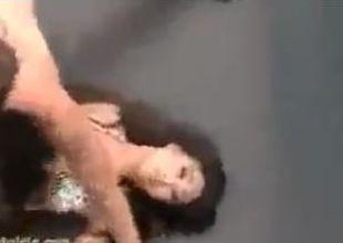 nicole oring vs onyx fem wrestling