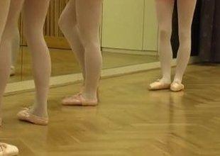 Stacey fuxx lesbo Hawt ballet lady orgy